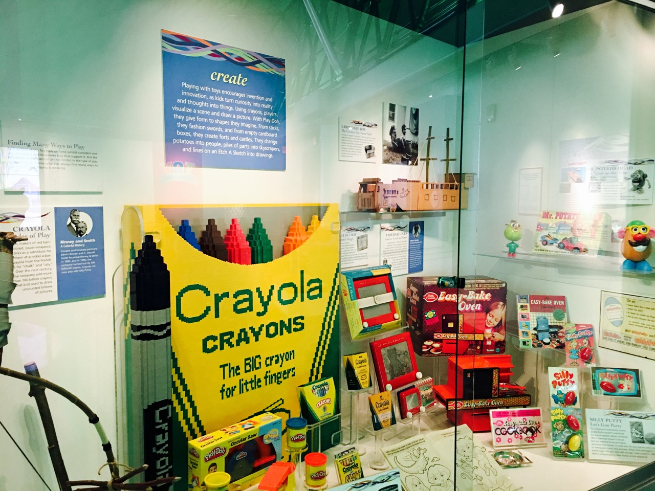 The Museum Combines Hands On Kid Friendly Activities And Exhibits Of A Childrens With Cultural Historic Content History