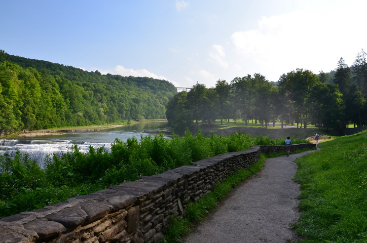 Discover upstate ny blogs explore letchworth state - Letchworth state park swimming pool ...