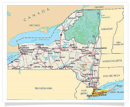 Physical Map Of The United States Of America Tag Archive For - Adirondack mountains on us map