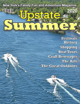 FOOTER MAGAZINE - UPSTATE SUMMER