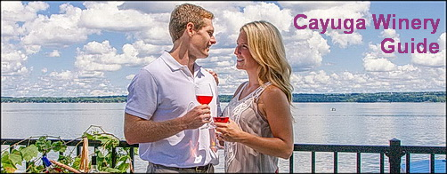 Cayuga Lake Wineries