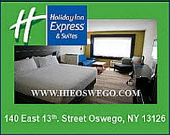 Holiday Inn Express & Suites Oswego, NY
