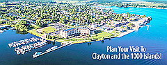 Clayton in the Thousand Islands