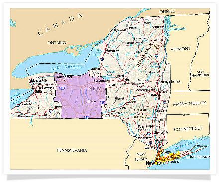 The Finger Lakes Region - Discover Upstate NY.com