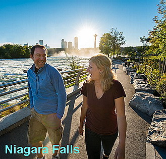 Niagara Falls State Park Walking Trails