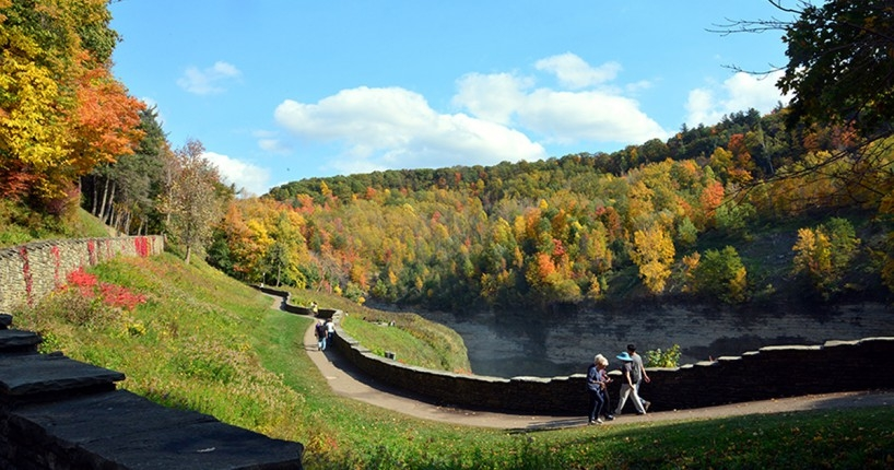 Letchworth State Park Discover Upstate Ny Com